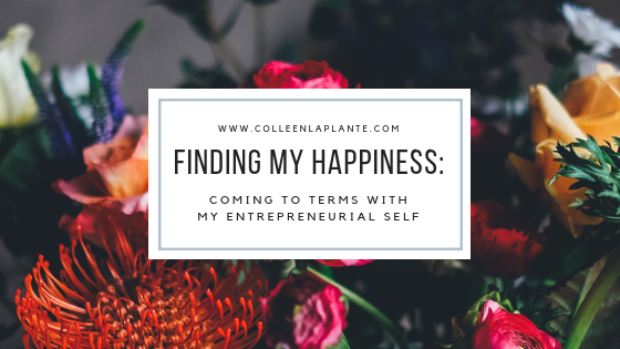 Blog_Finding My Happiness